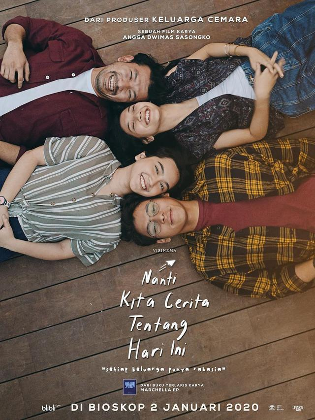 Film Terlaris Angga Sasongko 'NKCTHI'